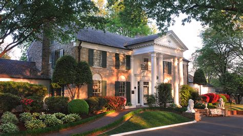 elvis presley house hiway america the elvis home graceland memphis tennessee beatnikhiway