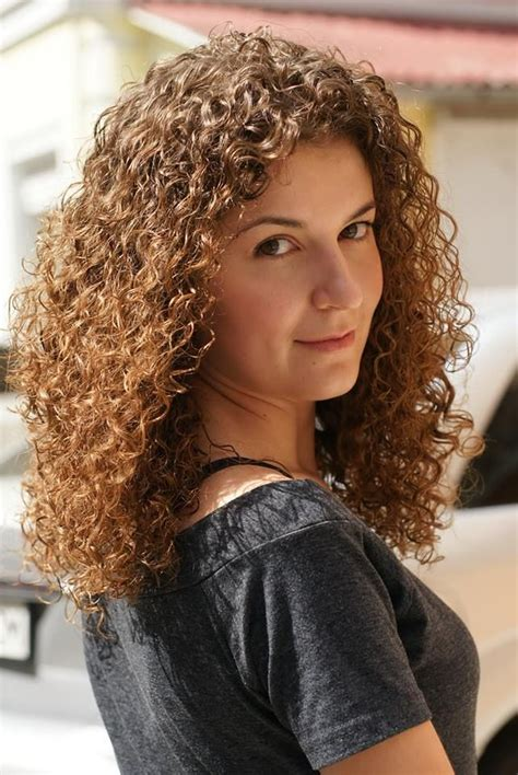 tight perms for long hair 1000 images about perms on pinterest loose curl perm