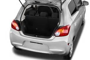 Mitsubishi Mirage Trunk 2014 Mitsubishi Mirage Reviews And Rating Motor Trend