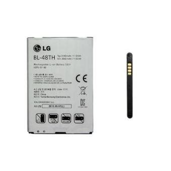 Baterai Lg G Pro Bl 48th Original 100 Battery Batre bater 237 a original lg bl 48th optimus g pro t pro e986 e985