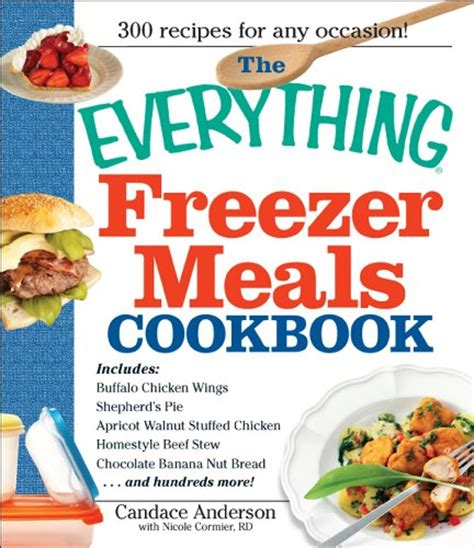 not your s make ahead and freeze cookbook revised and expanded edition books cook ahead freezer meals freezer meals best
