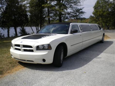 dodge limousine at dodge charger limousine