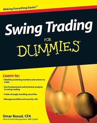 swing trading books free download swing trading for dummies by omar bassal reviews