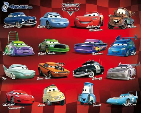 cars 3 film wiki cars