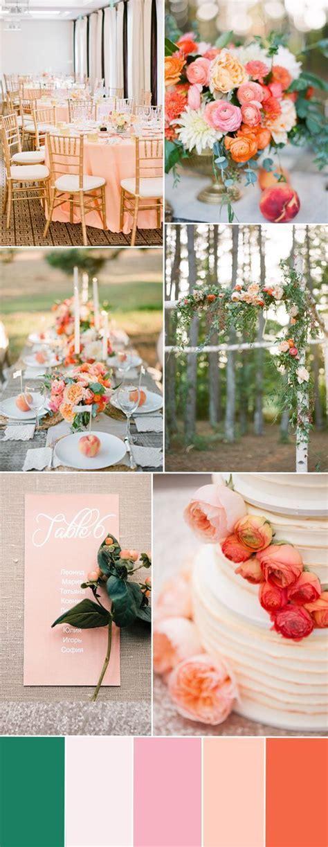 411 best Peach Wedding Dresses, Accessories, Decor, Themes
