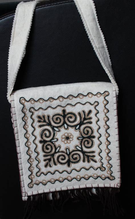 ethno pattern white items similar to handmade ethno bag white with