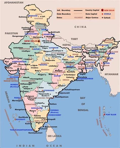 india map with cities index of images