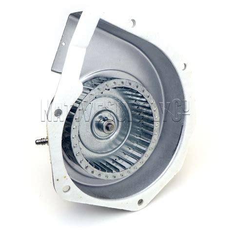 inducer motor fan replacement b4059000 goodman draft vent inducer motor 1 35 hp