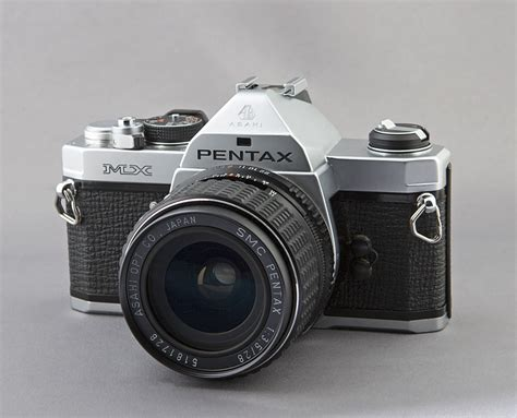 pentax mx my interest in photography and my equipment