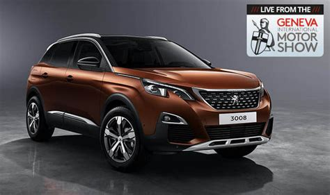 peugeot motor cars peugeot 3008 suv 2017 model wins car of the year at
