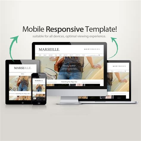 blogger templates and wordpress themes blogger template marseille blogger templates