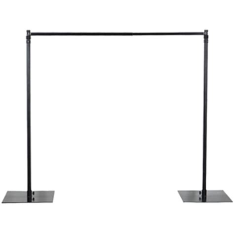 background backdrop stand support kit 10ft x 10ft with