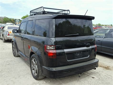 Honda Sc by 2010 Honda Element Sc Front End Damage