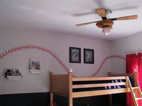 baseball themed ceiling fan 10 images about baseball phillies room for the boys on