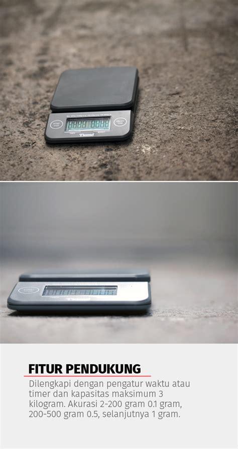 Timbangan Hk tiamo digital scale cikopi