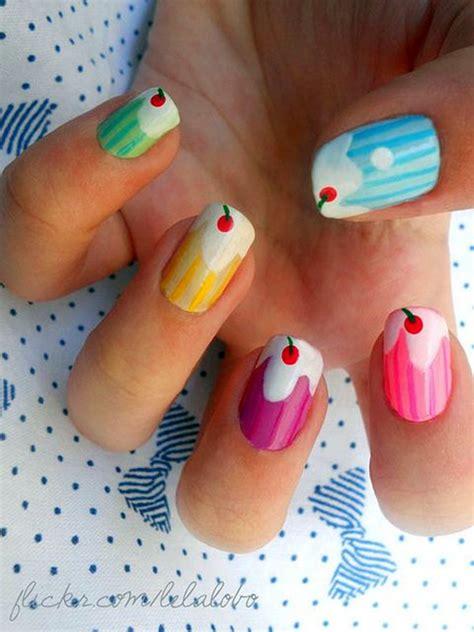 Pretty Nail Ideas by 44 Creative And Pretty Nail Designs Ideas Jewe