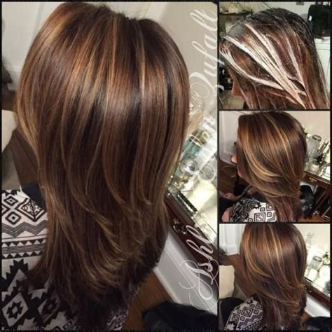 highlights for brunettes over 50 3 noteworthy ecaille haircolor looks a how to hair