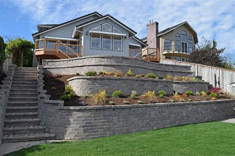 retaining wall to level backyard retaining wall to level backyard retaining wall design