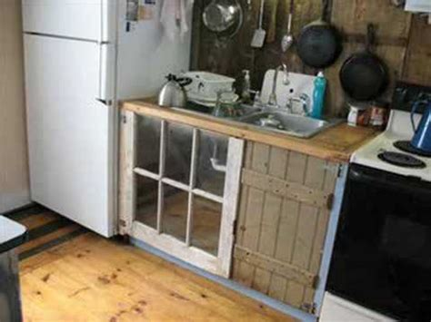more kitchen cabinets made out of old junk youtube