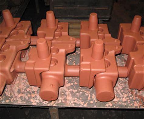 pattern design in sand casting wb white foundry casting