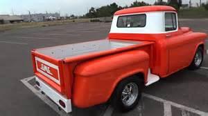 Custom Car Covers For Sale 1956 Gmc 1 2 Ton Shortbed Stepside V8 Custom Truck For