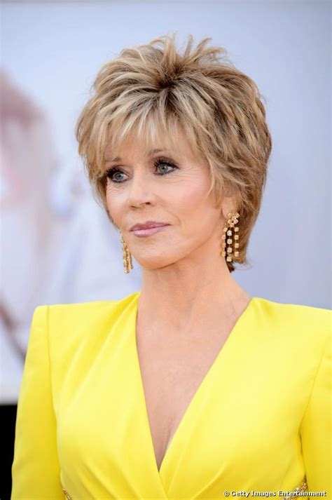 recent jane fonda picture jane fonda hairstyle 2013 il nostro tutorial per