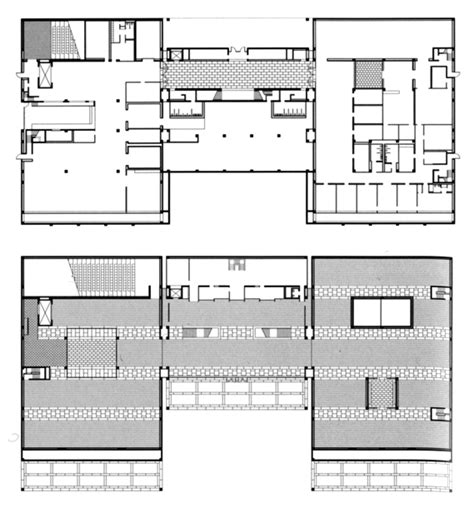 floor plan museum kimbell art museum plan anna louis kahn pinterest