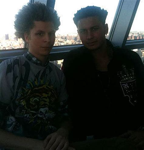 michael cera jersey shore hair youth in revolt meets jersey shore gadding about with shush