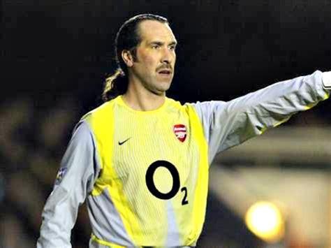 arsenal goalkeeper arsenal legends