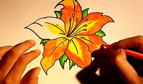 imagenes de uñas flores faciles como dibujar dibujos de flores faciles de hacer rosas