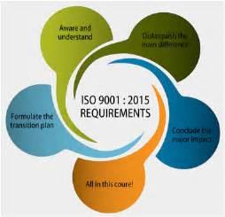 la nouvelle norme iso 9001 est publi 233 e