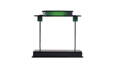 lade da tavolo artemide prezzi artemide pausania lada led di design verde ed alluminio