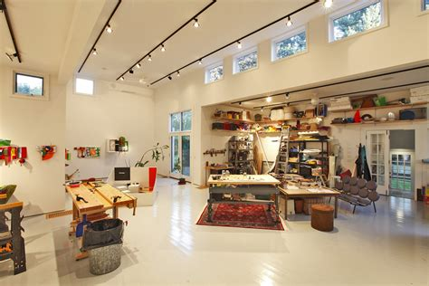 art and craft studio home art studio design ideas shed rustic with wood beams