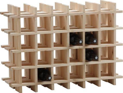 fabriquer support bouteille vin 3570 casier 224 vin en bois 24 bouteilles