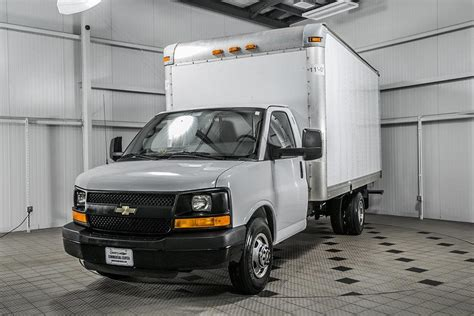automotive air conditioning repair 2011 chevrolet express 3500 user handbook 2011 chevrolet express 3500 van trucks box trucks for sale 11 used trucks from 14 988