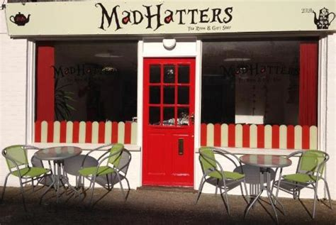 mad hatters tea room treasure review of mad hatters tea room gift shop hayling island
