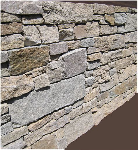 Fieldstone Kitchen Cabinets by Stone Veneer Panels Exterior Contemporary With Natural