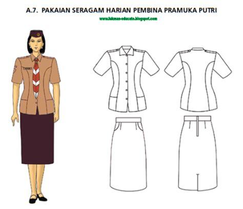 Seragam Pramuka Untuk Pembina pakaian seragam pramuka terbaru lukman nulhakim