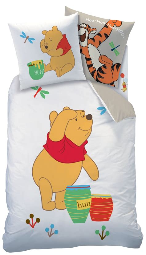 couette winnie l ourson housse couette winnie