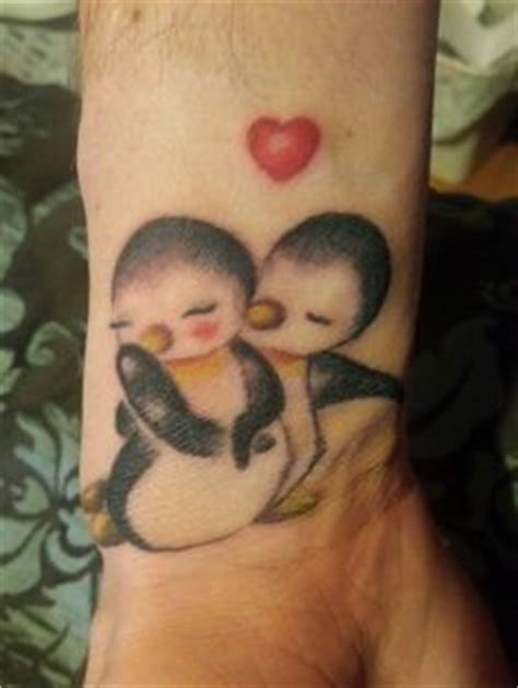 penguin tattoos for couples penguin penguins and tattoos and on