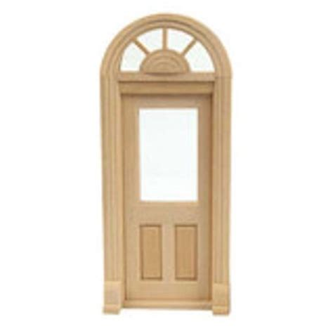 doll house doors 1 12 dollhouse miniature wood palladian door miniatures