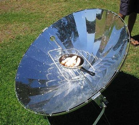 Kompor Solar dimas hermawan