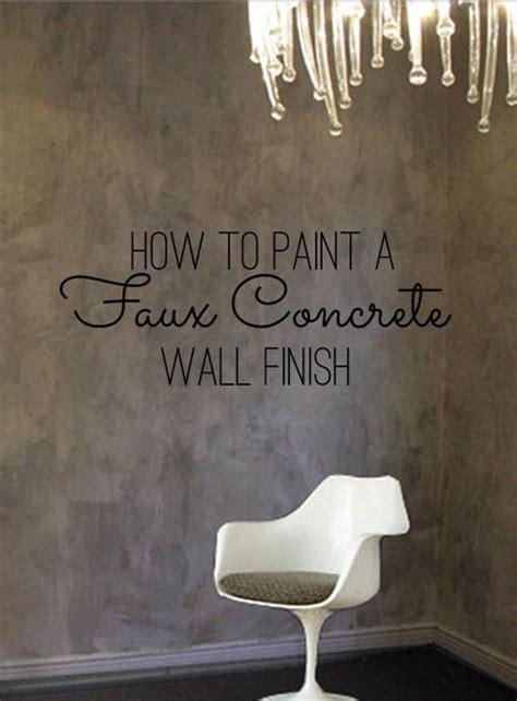 painting on wall best 25 painting concrete walls ideas on pinterest