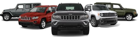 jeep lineup 2016 2016 jeep series models for sale in hayesville nc
