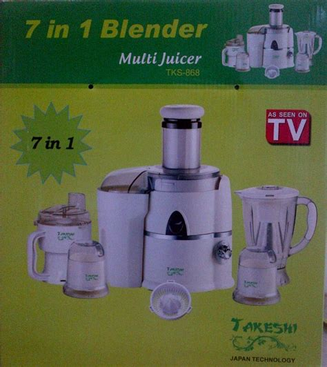 juicer 7 in 1 merk takeshi 082131404044 jual motor trail