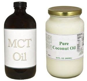 can i put coconut on my which is better for my hcg diet coconut or mct