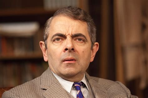 actor who looks like mr bean rowan atkinson wallpapers pictures images