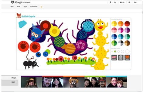 how to use scoot and doodle connect with family using hangouts 187 tech ed 4
