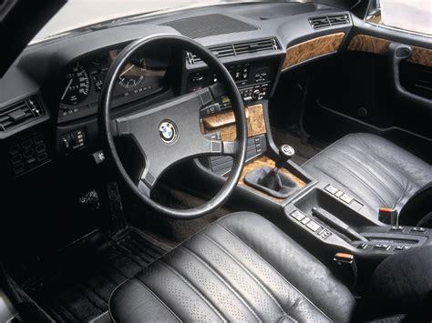 Bmw 745i Interior by Interior Bmw 745i Worldwide E23 01 1980 06 1986
