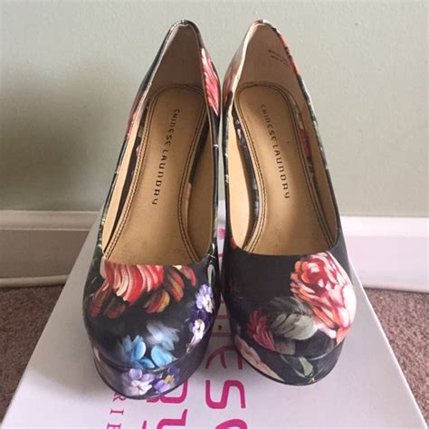 flower shoes sydney 40 laundry shoes laundry floral